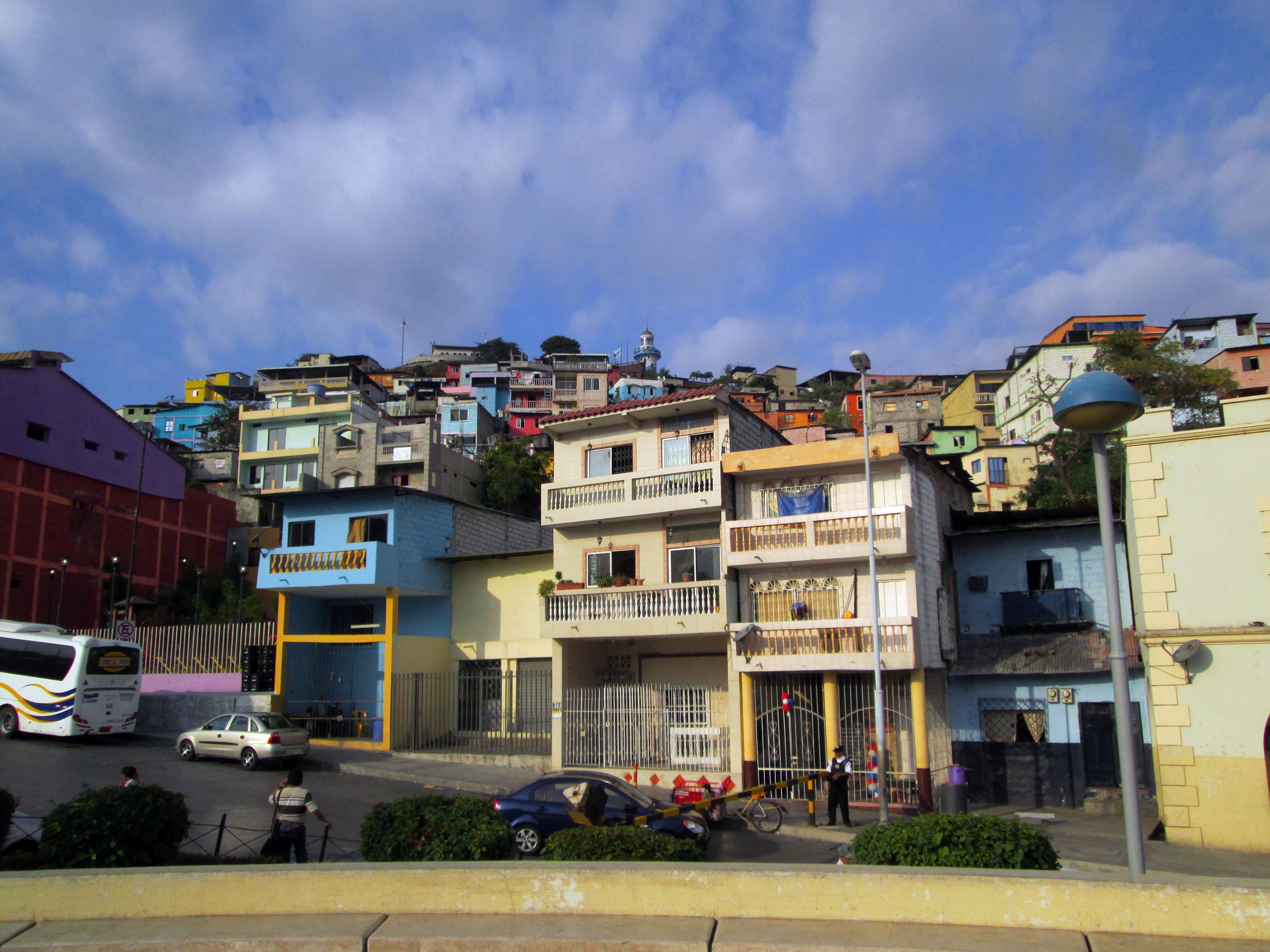 Эквадор гуаякиль фото пляжей